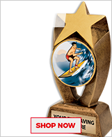 Windsurfing Sculptures
