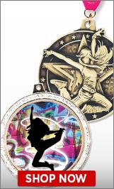 Hip Hop Medals