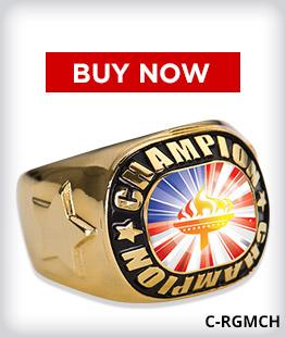 Custom Printed Inlay Ring