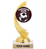 "6 1/4"" Cheval Insert Trophy"