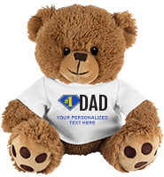 Number One Dad Bear