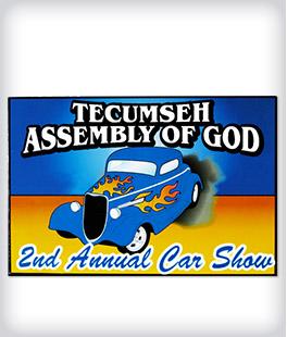 Custom Aluminum Dash Plaques