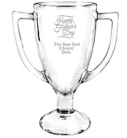 Winner Glass Trophy