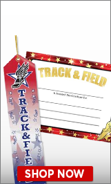 Track & Field Ribbons