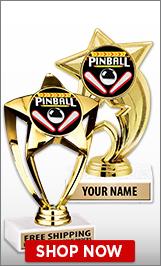 Pinball Trophies
