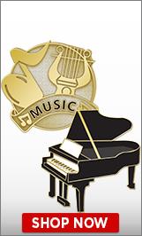 Music Pins
