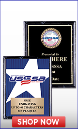 USSSA Plaques
