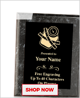 Weight Loss Plaques