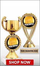 Beerlympics Trophies