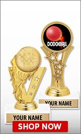 Dodgeball Trophies
