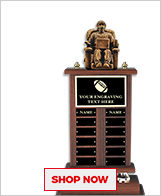 Fantasy Football Perpetual Trophies