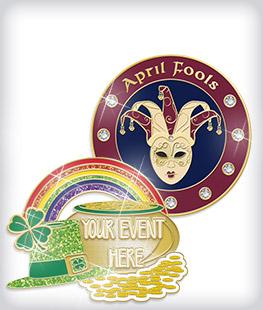 Custom Specialty Community Event Pins