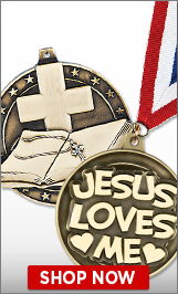 Religion Medals