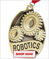 Robotics Medals