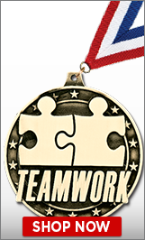 Teamwork Medal