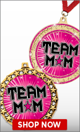 Team Mom Medals