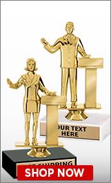Public Speaking Trophies
