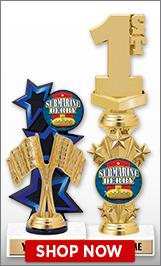 Submarine Derby Trophies