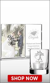 Bride & Groom Wedding Gifts