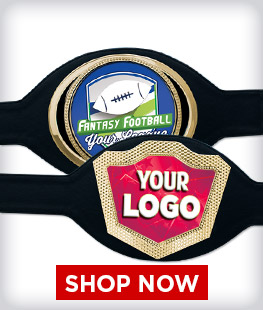 Custom Championship Belts