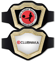 WAKA Hero Shield Belt