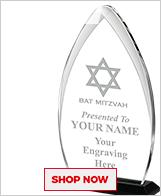 Bat Mitzvah Acrylics