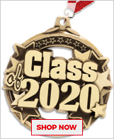 Class Of 2020 Medals