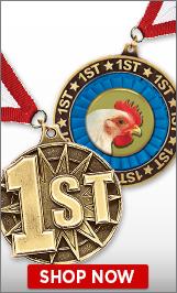 Chicken Medals