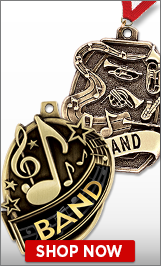 Band Medals