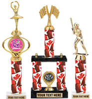 Oh! Canada Show Stopper Trophies