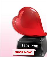 Valentine's Day Crystals