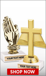 Bible Quizzing Trophies