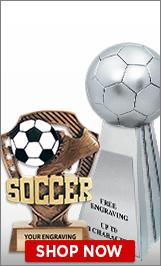 Soccer Sculptures