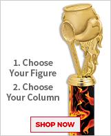 BBQ Column Trophies