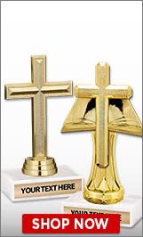 Baptism Trophies