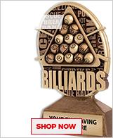 Billiards Sculptures