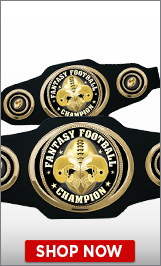 Fantasy Football Belts