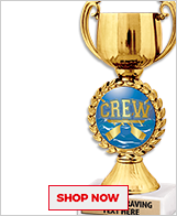 Crew Trophies