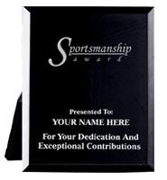 U-Sports Premier Acrylic Plaque Awards