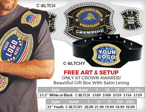 Custom Championship Belt