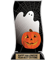 Spectrum Acrylic Halloween Trophy