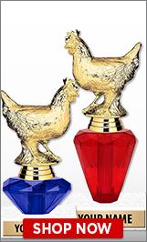 Chicken Trophies