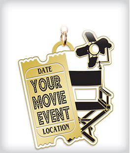 Custom Corporate Event Key Chain