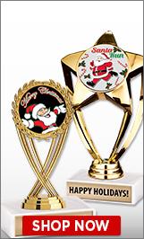 Santa Claus Trophies