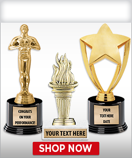 Star & Achievement Trophies