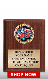 4th of July Plaques