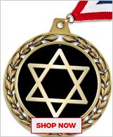 Star of David Medals