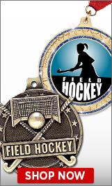 Field Hockey Medals