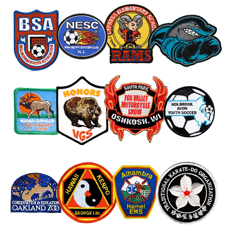 Custom-Made-Patches