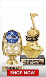 Chorus Trophies